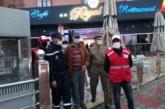 الهلال الأحمر المغربي ينظم حملة لتحسيس ساكنة ابن جرير بمخاطر كورونا