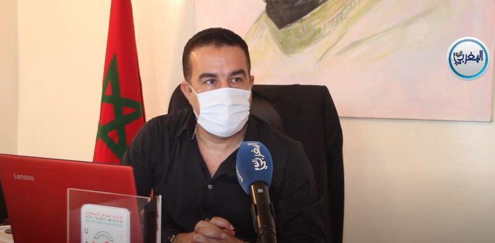 بالفيديو… محمد العمراوي رئيس نقابة اتحاد عمال المغرب يوجه رسائل قوية لكل الخصوم في قضية الصحراء المغربية