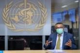 المدير العام لمنظمة الصحة العالمية في العزل إثر مخالطته مصابا بكورونا