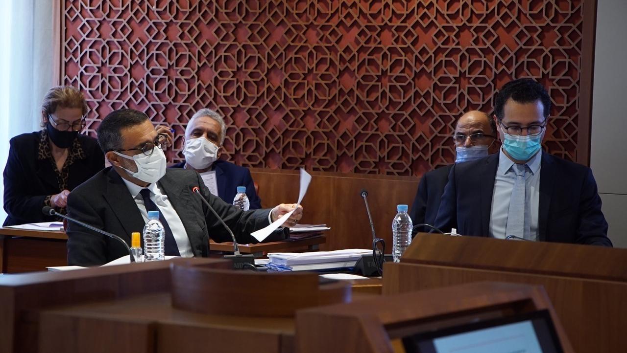فيصل العرايشي يستعرض في البرلمان إنجازات القطب العمومي ومشاريعه المستقبلية