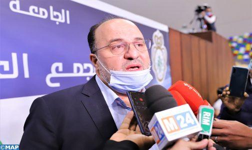 انتخاب مصطفى أوراش رئيسا جديدا للجامعة الملكية المغربية لكرة السلة