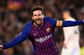 ميسي يدون رقما قياسيا بتاريخ برشلونة