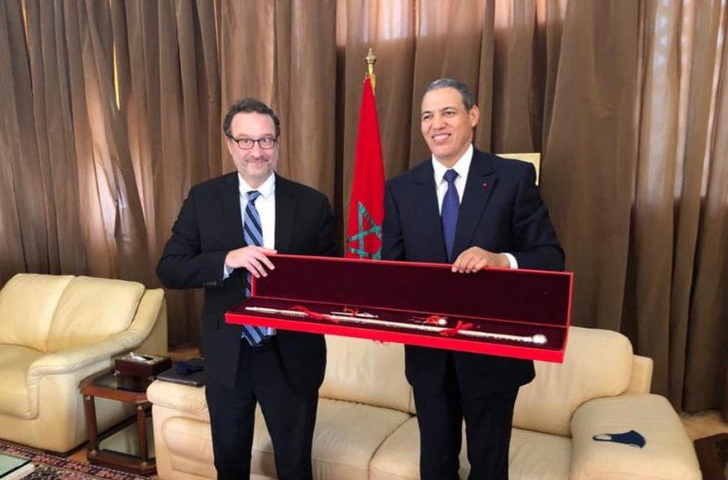 """شينكر من العيون : العلاقات بين الولايات المتحدة والمغرب """"قوية أكثر من أي وقت مضى"""""""