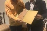 انتخاب أحمد العمراوي الكاتب العام لنقابة اتحاد عمال المغرب رئيسا لمجموعة الصداقة المغربية الفنزويلية