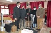 توزيع مواد و آليات التعقيم على دور الطالبة بإقليم الخميسات