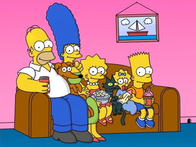 """""""عائلة سمبسون"""" تنبأت بليلة الشغب في الكونغرس"""