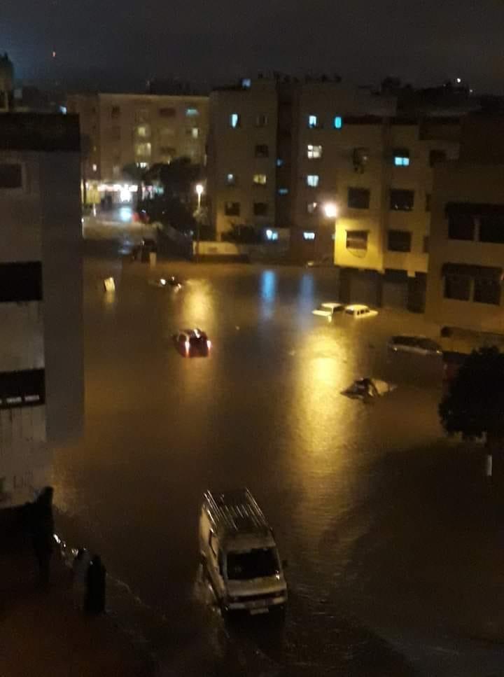 الدار البيضاء المدينة العائمة التي تتنفس تحت الماء