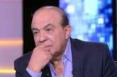 وفاة الفنان المصري هادي الجيار بسبب إصابته  بكورونا