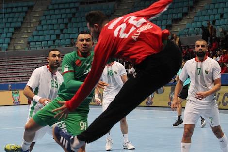 """المنتخب المغربي يواجه الجزائر في مونديال كرة اليد """"مصر 2021"""""""
