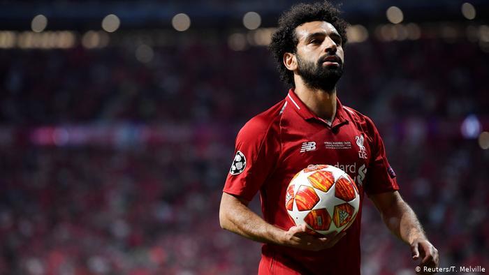 ريال مدريد يحسم موقفه بشأن ضم محمد صلاح