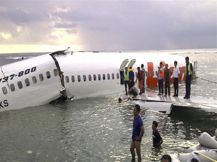 سقطت في البحر.. العثور على حطام الطائرة الإندونيسية المنكوبة